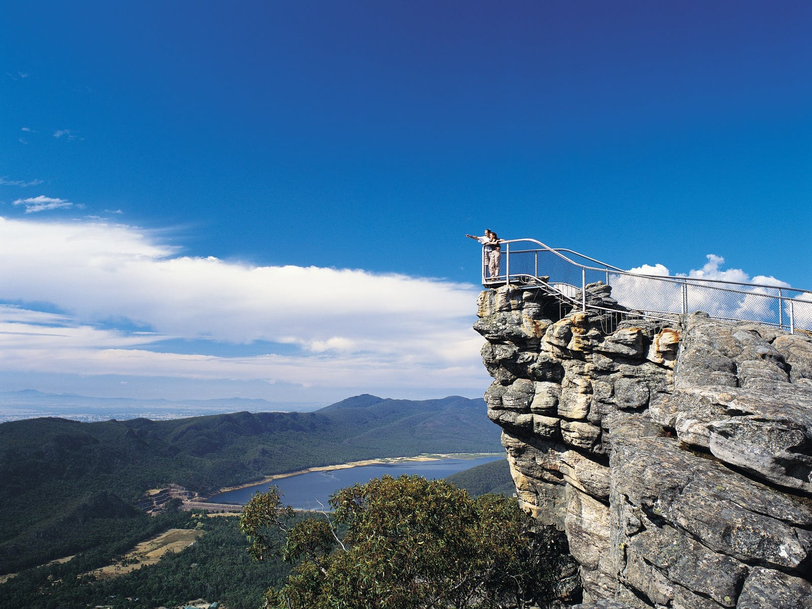 An annual camp is held at Halls Gap